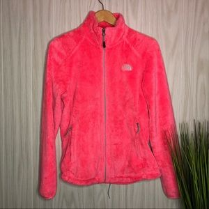 The North Face Osito Jacket Teddy Pink Size M